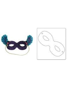 Bigz Die Mask