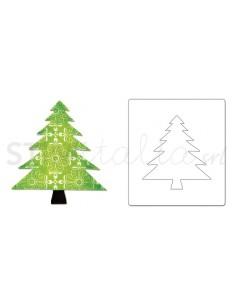 Bigz Die Tree, Christmas