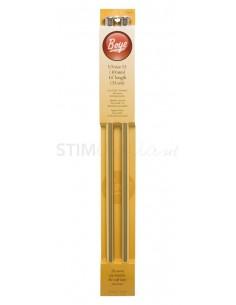 """Straight Aluminium Knitting NeedlesDiameter 10mm Length 14"""""""