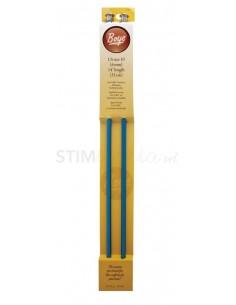 """Straight Aluminium Knitting NeedlesDiameter 6mm Length 14"""""""