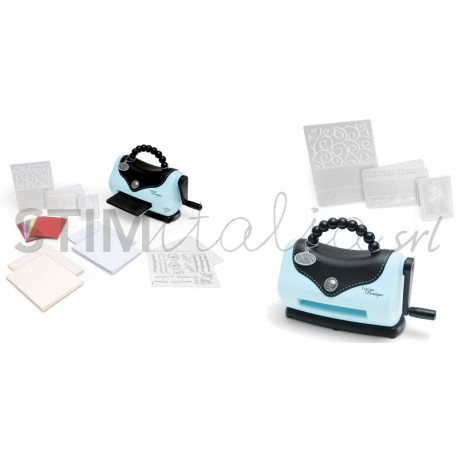 Texture Boutique Embossing Machine Beginners Kit