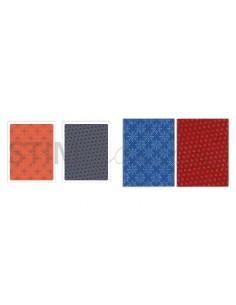 Textured Impressions Embossing Folders 2PK - Yuletide Boulevard Set by BasicGrey