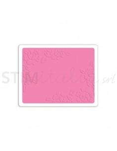 Textured Impressions™ Embossing Folder - Roses by Brenda Walton™