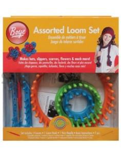 Assorted Loom Set - 7 pz