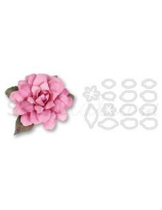 Thinlits Die Set 14PK - Flower, Camellia by Susan Tierney-Cockburn