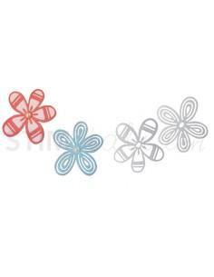 Thinlits Die Set 2PK - Bountiful Botany by Craft Asylum