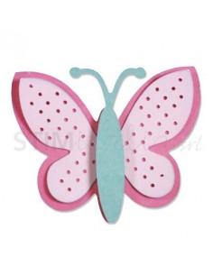 Thinlits Die Set 3PK - Sweet Butterfly by Craft Asylum