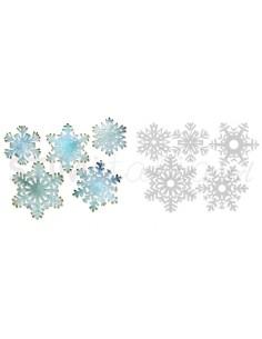 Thinlits Die Set 5PK - Paper Snowflakes by Tim Holtz