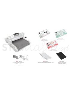 Big Shot Plus Machine Only (White & Gray) NEW - by Ellison