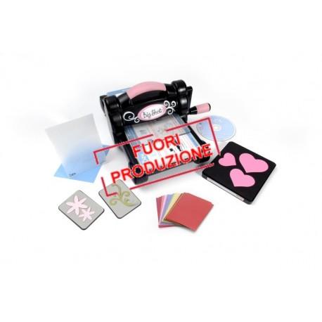 Big Shot Starter Kit (Black & Pink) (UK Exclusive)