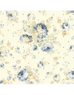 31337-70 - Lecien Durham Quilt - Cotone Stampato Giapponese