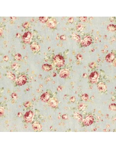 31337-71 - Lecien Durham Quilt - Cotone Stampato Giapponese