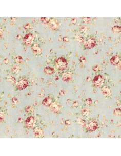 31337-71 - Lecien Durham Quilt - Cotone Stampato Giapponese