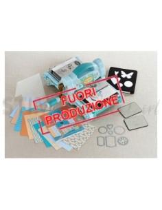 Big Shot Starter Kit (Powder Blue & Teal) by Ellison