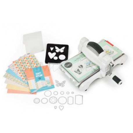 Big Shot™ Starter Kit (White & Gray) by Ellison