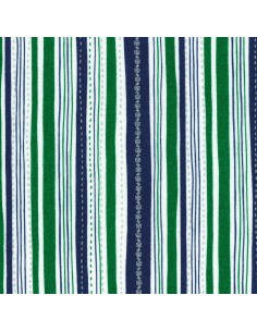 31318-71 - Lecien L's Modern Magical Winter Time! - Cotone Stampato Giapponese