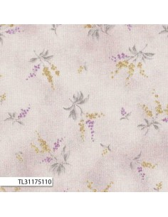 31175-110 - Lecien Mrs March's in Antique - Cotone Stampato Giapponese