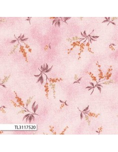 31175-20 - Lecien Mrs March's in Antique - Cotone Stampato Giapponese