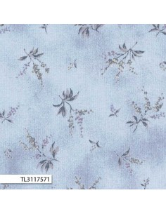 31175-71 - Lecien Mrs March's in Antique - Cotone Stampato Giapponese