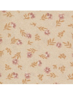 31176-50 - Lecien Mrs March's in Antique - Cotone Stampato Giapponese