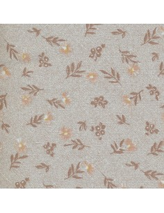 31176-60 - Lecien Mrs March's in Antique - Cotone Stampato Giapponese