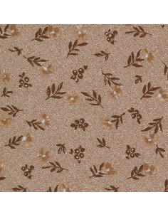 31176-80 - Lecien Mrs March's in Antique - Cotone Stampato Giapponese