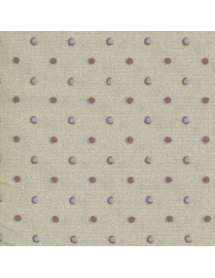 31178-60 - Lecien Mrs March's in Antique - Cotone Stampato Giapponese