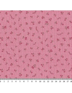 31180-30 - Lecien Mrs March's in Antique - Cotone Stampato Giapponese