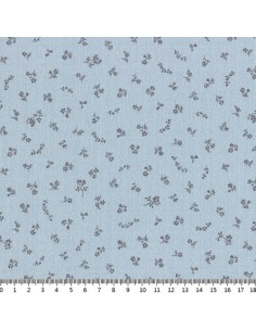 31180-70 - Lecien Mrs March's in Antique - Cotone Stampato Giapponese