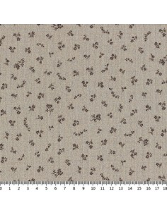 31180-90 - Lecien Mrs March's in Antique - Cotone Stampato Giapponese