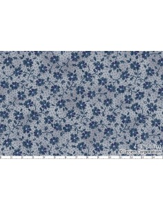 31181-70 - Lecien Mrs March's in Antique - Cotone Stampato Giapponese