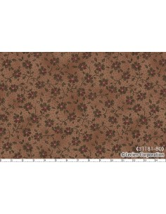 31181-80 - Lecien Mrs March's in Antique - Cotone Stampato Giapponese