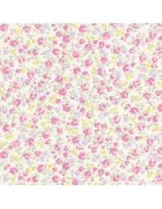 31216-10 - Lecien Petit Fleur Basic - Cotone Stampato Giapponese