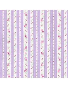 31217-110 - Lecien Petit Fleur Basic - Cotone Stampato Giapponese