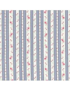 31217-90 - Lecien Petit Fleur Basic - Cotone Stampato Giapponese
