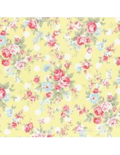 31265-50 - Lecien Princess Rose - Cotone Stampato Giapponese