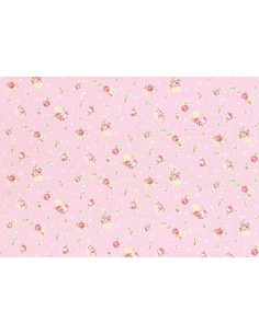 31267-20 - Lecien Princess Rose - Cotone Stampato Giapponese