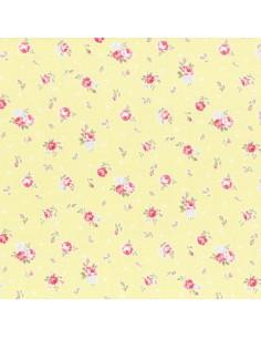 31267-50 - Lecien Princess Rose - Cotone Stampato Giapponese