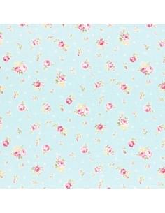 31267-70 - Lecien Princess Rose - Cotone Stampato Giapponese