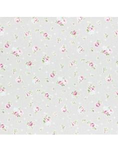 31267-90 - Lecien Princess Rose - Cotone Stampato Giapponese