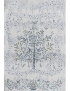 31474-90 - Lecien Centenary 22nd by Yoko Saito (75cm Panel) - Cotone Stampato Giapponese