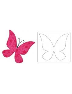 Bigz Die - Butterfly 4