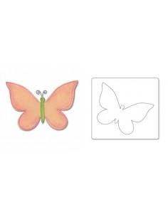 Bigz Die - Butterfly by Stu Kilgour
