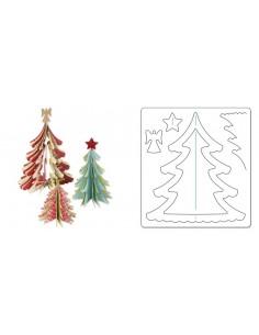 Bigz Die - Christmas Trees,...