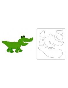 Bigz Die Crocodile