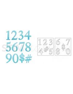 Bigz Alphabet Set 2 Dies...