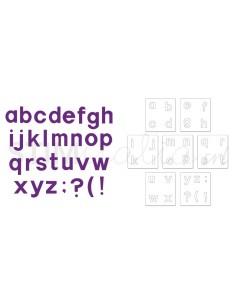 Bigz Alphabet Set 7 Dies...