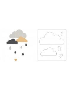 Bigz Die Cloudy Days by...