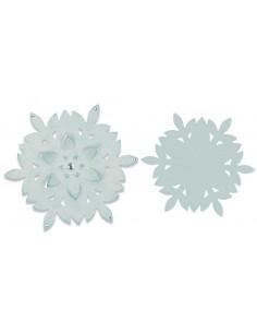 Bigz Die Snowflake Decoration