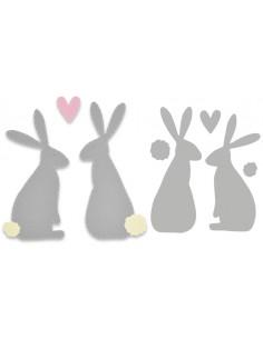 Bigz Die Spring Hares by...